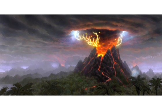 "Case ""The wonderful world of volcanoes"""