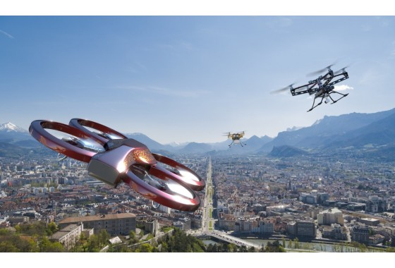 Case «A world of drones»