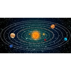 Case «Secrets and solution of the Solar System»
